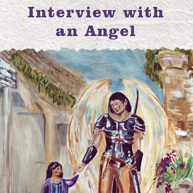 Interview with an Angel - by Inelia Benz