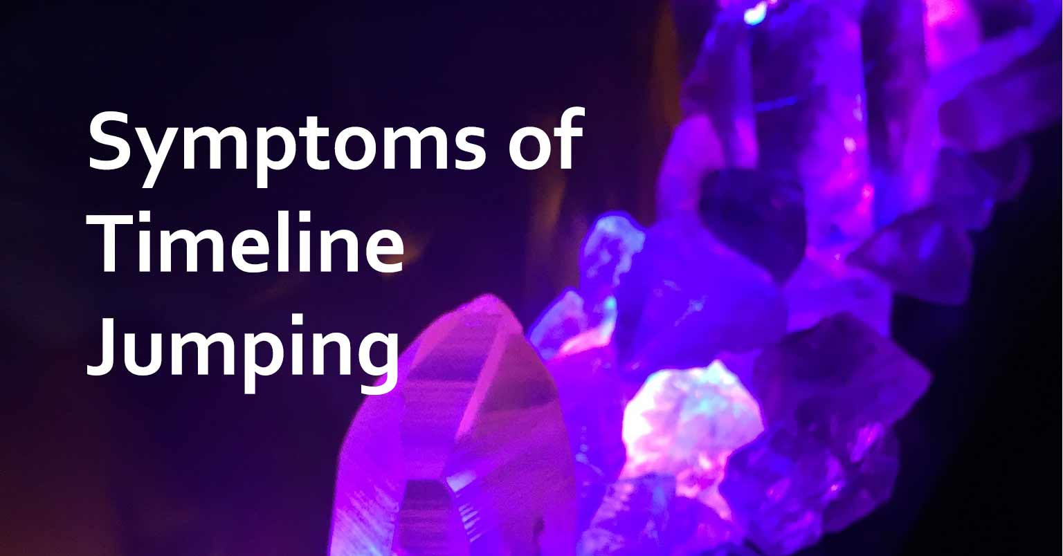 Symptoms of Timeline Jumping - Oh boy it's timeline bazaar