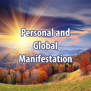 Personal and Global Manifestation by Inelia Benz