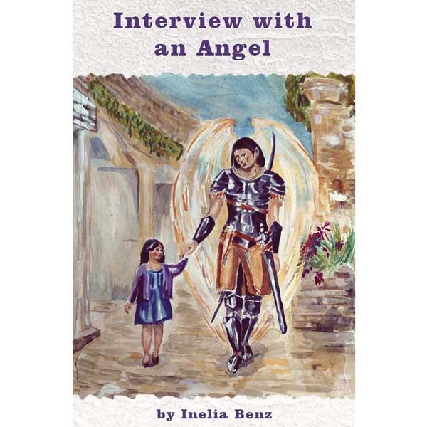 Interview Angel   Archangel Gabriel   Angels   Inelia Benz