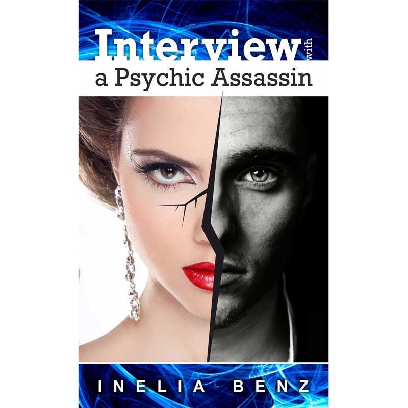 Interview Psychic Assassin | Psychic Abilities | Inelia Benz