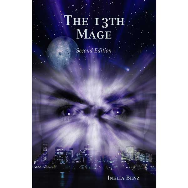 The 13th Mage | Unconditional Love | Self-realization | Inelia Benz