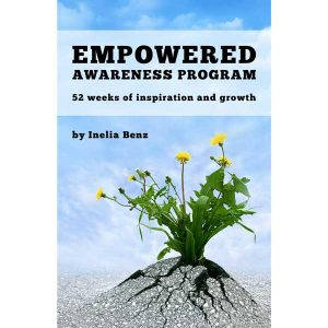 Weekly Empowerment Workbook | Manifest your Life Easily | Inelia Benz